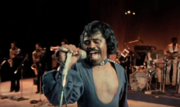 Millennium Stereo: James Brown - The Payback performed Live in Zaire, 1974