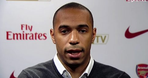 Millennium Discovers: Arsenal Legends - Thierry Henry