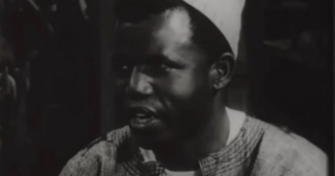 Millennium Arts: Author Chinua Achebe interviewed in 1964