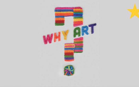 Now on Millennium Extra: Why Art - Short Film Series