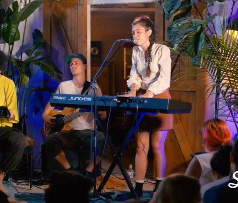Millennium Stereo: Raina Sokolov-Gonzalez performs Better Half, Live at Sofar NYC