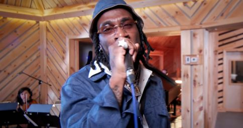 Millennium Stereo: Burna Boy - 'Ye' live with orchestra