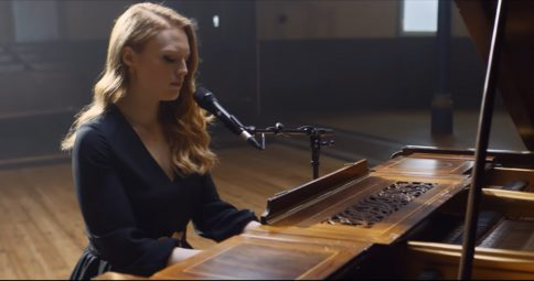 Millennium Stereo: Freya Ridings - Lost Without You, Live