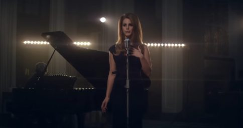 Millennium Stereo: Lana Del Ray - Video Games live at Corinthia Hotel, London