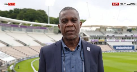 Millennium News: West Indies legend Michael Holding discusses racism in the UK