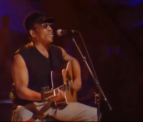 Millennium Stereo: Bobby Womack - Across 110th Street Live