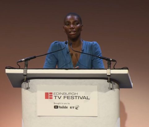 Millennium Discovers: Michaela Coel - The James MacTaggart Lecture