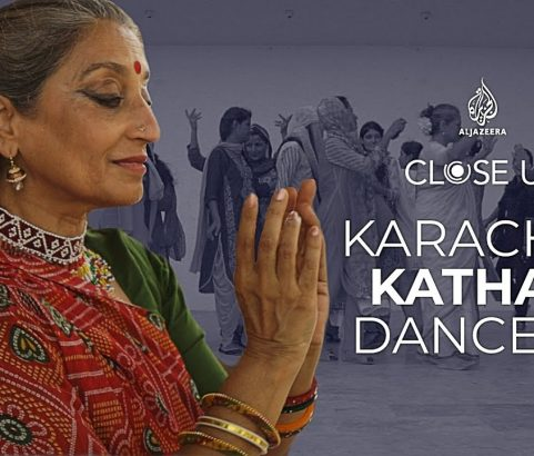 Millennium Discovers: Karachi's Kathak Dancers - Close Up
