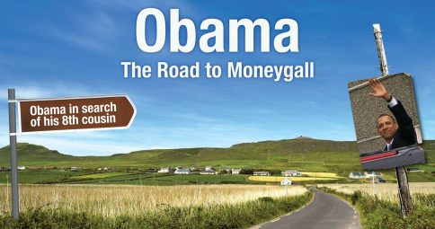 Coming Soon to Millennium Extra: Obama - The Road to Moneygall