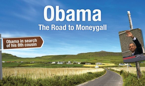 Now on Millennium Extra: Obama - The Road to Moneygall
