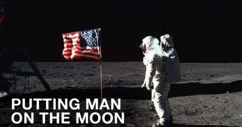 Millennium Discovers: Putting Man on the Moon