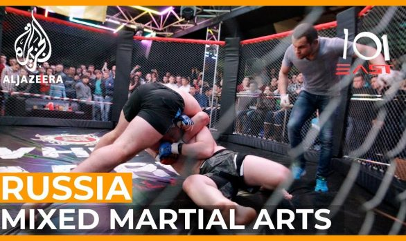 Millennium Discovers: MMA - Russia's Extreme Obsession
