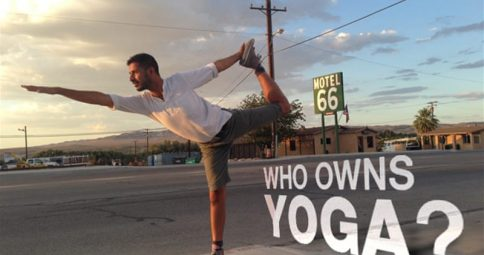 Millennium Lifestyle: Who Owns Yoga?