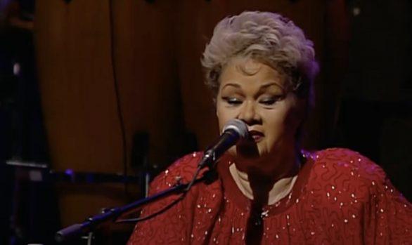 Millennium Stereo: Etta James Live - I'd Rather Go Blind
