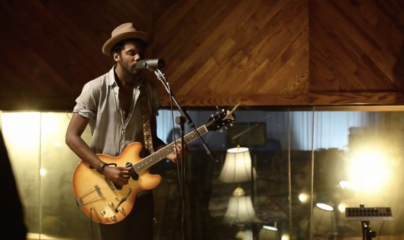 "Millennium Stereo: Gary Clark Jr. - ""Things Are Changin"" captured in The Live Room"