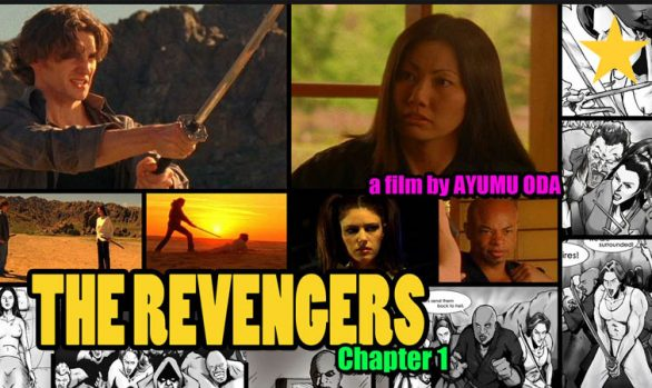 Now showing on Millennium Extra: The Revengers
