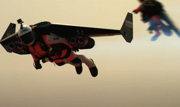 Millennium Discovers: Jetman Dubai - Young Feathers