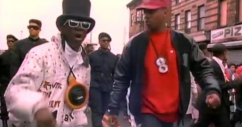 Millennium Stereo: Public Enemy - Fight the Power