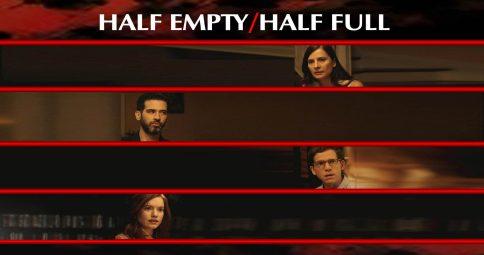 Now showing on Millennium Extra: Half Empty/Half Full