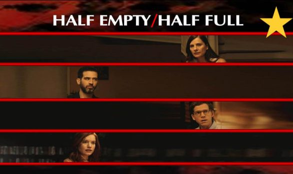 Now showing on Millennium Extra: Half Empty/Half Full