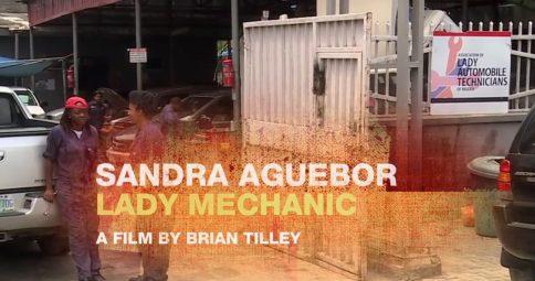 Millennium Discovers:  My Nigeria - Sandra Aguebor: Lady Mechanic