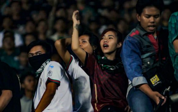 Millennium Discovers: The Fans Who Make Football, PSS Sleman