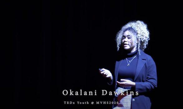 Millennium Discovers: Black History is American History, Okalani Dawkins