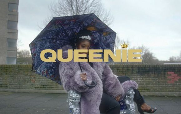 Millennium Stereo: Queenie - Anymore