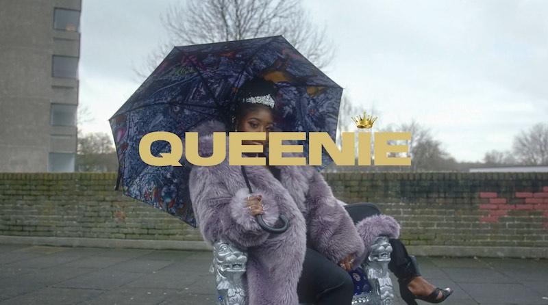 Queenie-Anymore