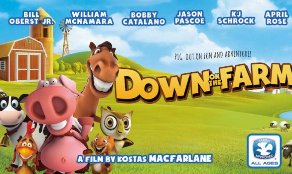 Now on Millennium Extra: Down on the Farm