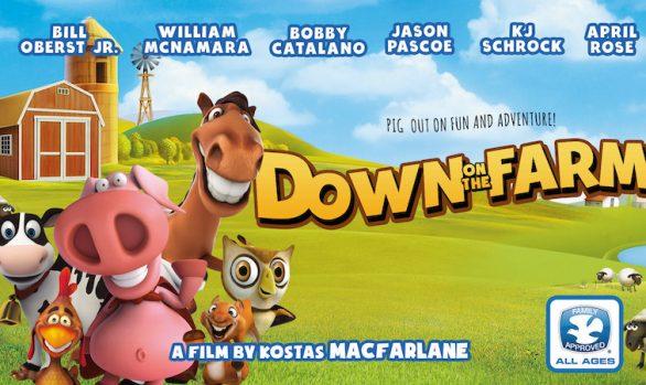Now on Millennium Extra: Down on the Farm