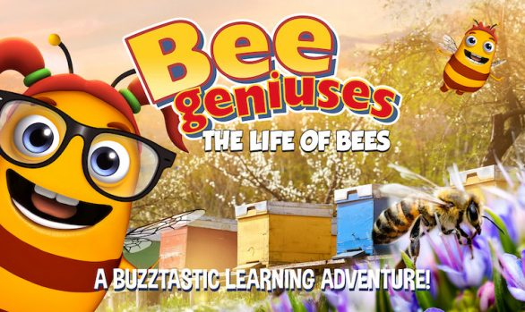 Now on Millennium Extra: Bee Geniuses: The Life of Bees