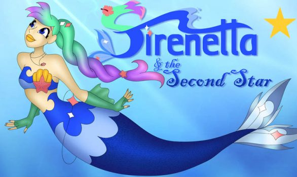 Now on Millennium Extra: Sirenetta and The Second Star