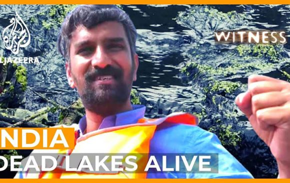 Millennium Discovers: Catching the rain in India: Dead Lakes Alive