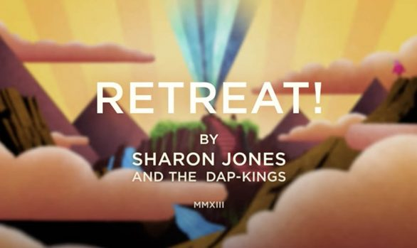 "Millennium Stereo: Sharon Jones & The Dap-Kings ""Retreat!"""