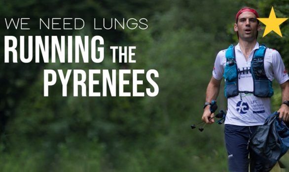 Millennium Extra: We Need Lungs - Running the Pyrenees