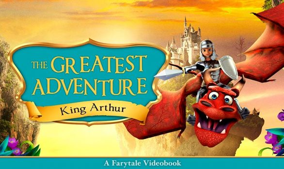 Coming soon to Millennium Extra: The Greatest Adventure - King Arthur