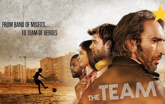 Now Showing on Millennium Extra - The Team