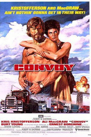 convoy 1978 poster