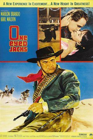 one eyed jacks poster